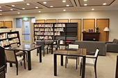 Library for patients